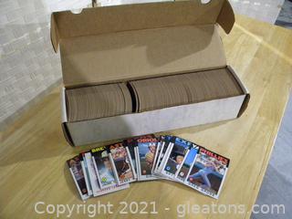 1986 Topps Baseball Cards