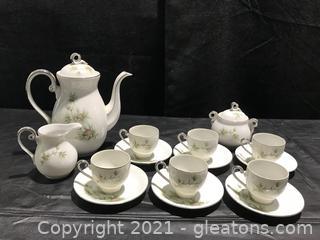 Seyei China Tea Set