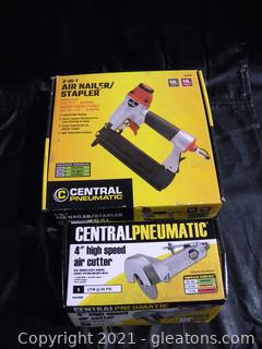 Central Pneumatic Lot