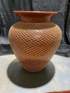 Oversized Floor Urn Planter/Vase