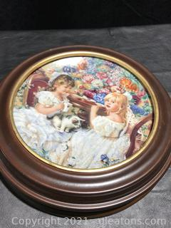 Pair of Collector's Plates