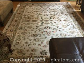 Nobility Pure Wool Area Rug