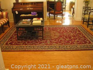 Beautiful Imperial Twisted Heat Treated Area Rug with Cashmere Finish