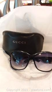 Genuine Gucci Sunglasses with Case (Verified by Owner)