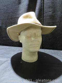 Stetson Crushable Mountain View Men's Cowboy Hat- Size 2x