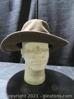Lite Felt Men's Cowboy Hat-Size 3x