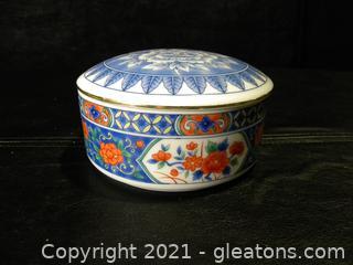 Tiffany and Co. Porcelain Box