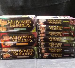Midsomer Murders DVD Collection