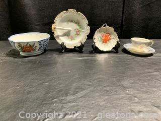 Lot of China Pieces from Japan (Lot of 5)
