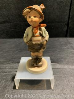 "Goebel Hummel Figurine ""Brother"" Piece #95"