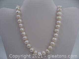 Freshwater Strand of Pearls