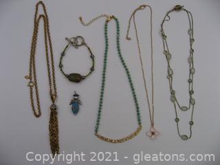 Costume Jewelry Lot 2
