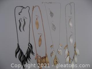 Costume Jewelry Lot 5