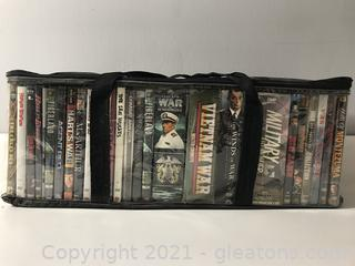 Lot of Old DVDs