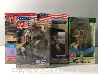 Lot of GI Joes