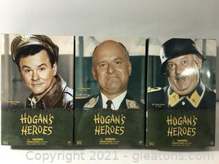 Lot of Hogan's Heroes Action Figures