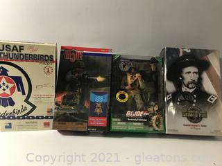 Collectible War Action Figures