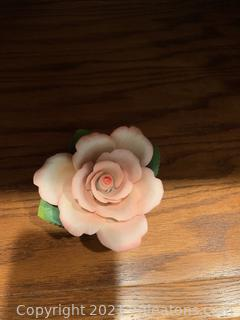 Napoleon Porcelain Rose Flower