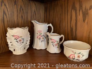 House of Webster Ceramics (Lot of 4)