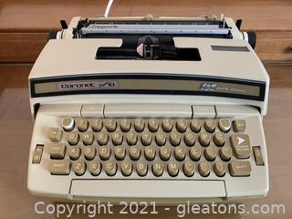 Smith –Corona Vintage Typewriter
