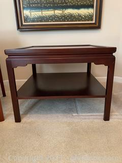 Stowe and Davis Office –Accent Table