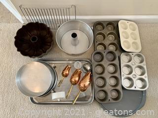 Kitchen Baking Lot