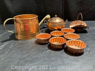 Copper Look Unique Collection