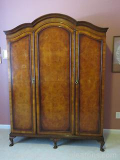 Magnificent Antique Wardrobe