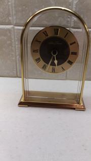 """Seth Thomas """"Camina"""" Clock"""