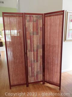 Stately Screen Room Divider