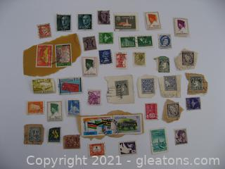 Miscellaneous Postage Stamps