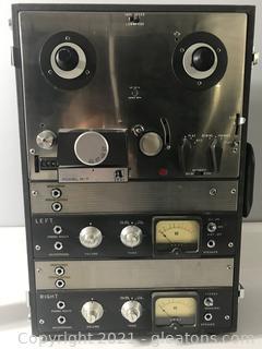 Akai M7 Reel to Reel Tape Deck