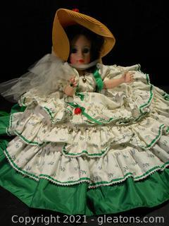 Madame Alexander Scarlett O'Hara Doll