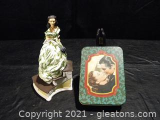 """""""Gone with The Wind"""" Collectibles"""