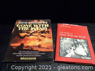 """""""Gone with The Wind"""" Books"""