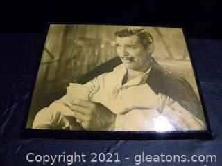 Rhett Butler Wall Plaque