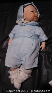 Precious Anatomically Correct Scioto 645 Boy Doll