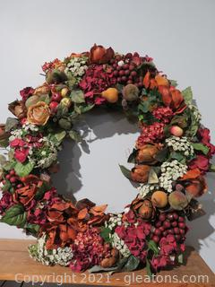 Gorgeous ,Huge (31) Fall Wreath