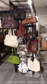 Purses for All Seasons A (Lot of 10)