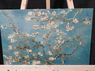 Van Gogh Copy on Canvas