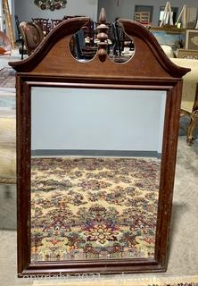 Traditional Wall Hanging Mirror