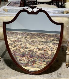 Elegant Wall Hanging Mirror