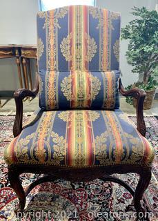 C.R Laine Luxurious Armchair