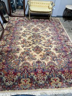 Couristan Oriental Wool Pile Rug