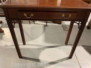 Hickory Chair Company Console Table