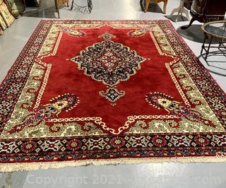 Exquisite Oriental Large Area Rug
