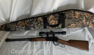 Henry Repeating Arms 22 Magnum