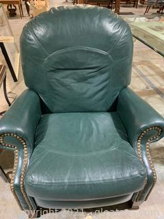 Bradington Young Leather Recliner Chair