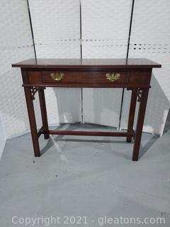 Council Craftsmen Console Table