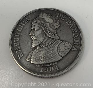 1904 Silver Coin
